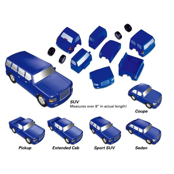 Build A Car >> Magnetic Build A Car Popular Playthings